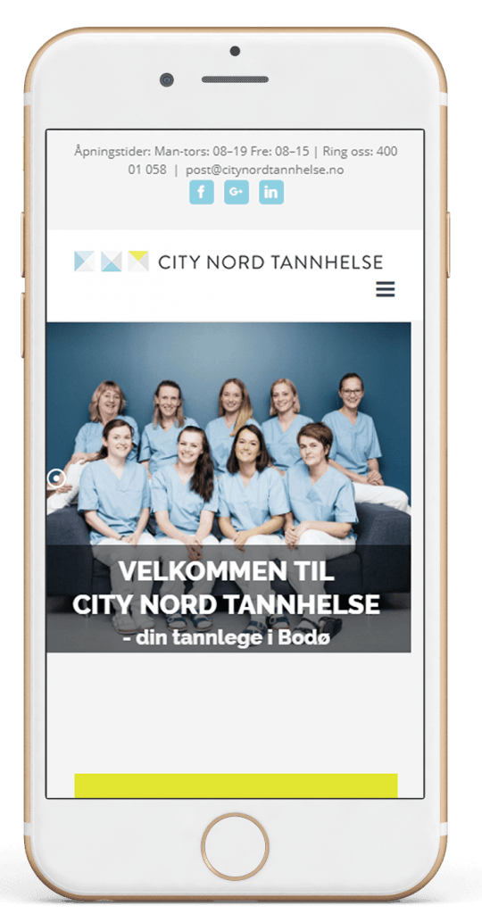 Case-studie av City Nord Tannhelse 2