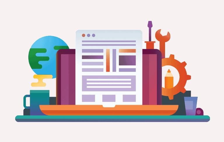 Nettside Design