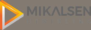 Mikalsen Utvikling Logo